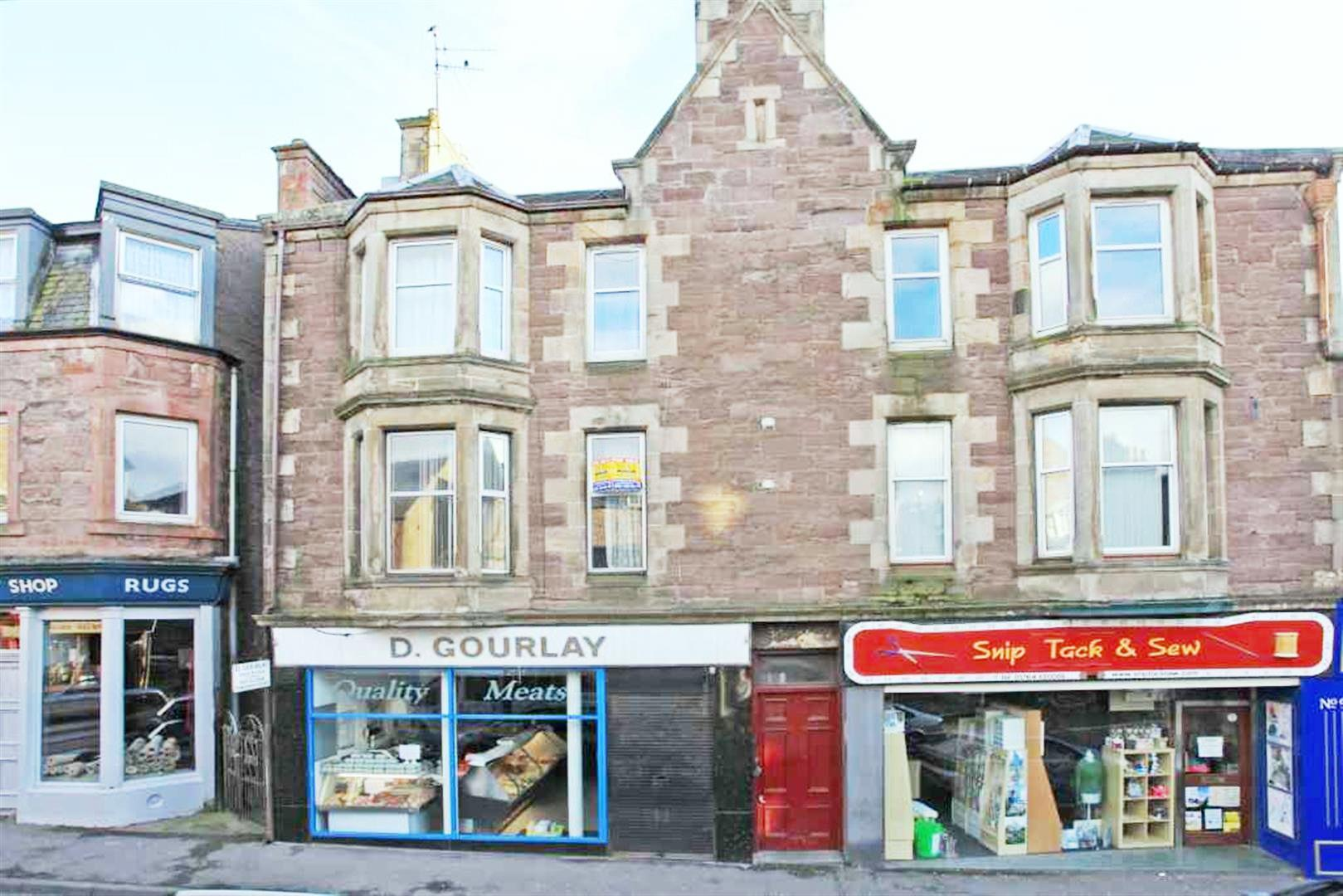 13A, East High Street, Crieff, Perthshire, PH7 3AF, UK